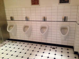 The Frankfurt toilets.