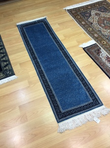 One guy tried to tell me that I could sell this $4000 carpet in the States for $10,000. As I was leaving his store he offered me a 50% discount. It makes no sense.