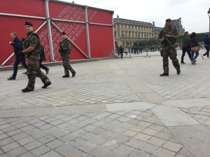 Are they army or the marines? The Domestic French Foreign Legion?